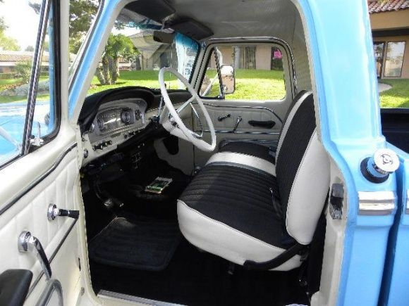 Pin On Blue Oval 64 To 66 Truck Panel