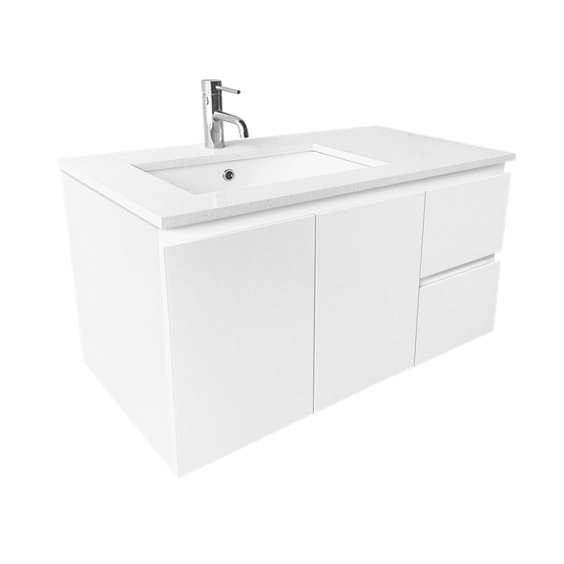 Contemporary Art Sites Bathroom Vanities available from Bunnings Warehouse