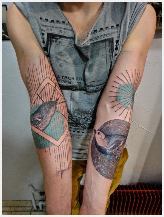 Tatuajes Raros Y Originales22 Tattoo