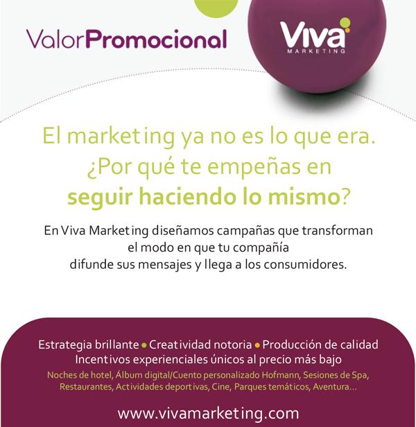 Valor Promocional (VII). El Marketing ya no es lo que era. ¿Por qué te empeñas en seguir haciendo lo mismo?| Viva Marketing