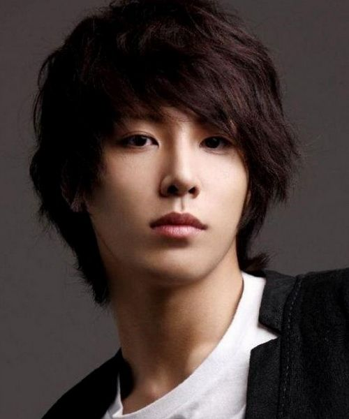 Korean Long Hairstyles For Men Long Hairstyles For Men Asian Hair Asian Long Hair Boys Long Hairstyles