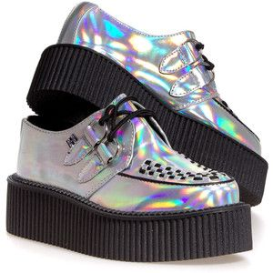 creepers holographic