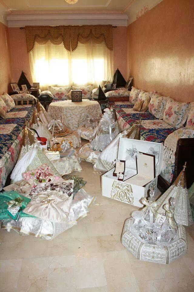 Lehdiya 3 Moroccan Wedding Decor Wedding Favours Luxury Wedding Gift Pack