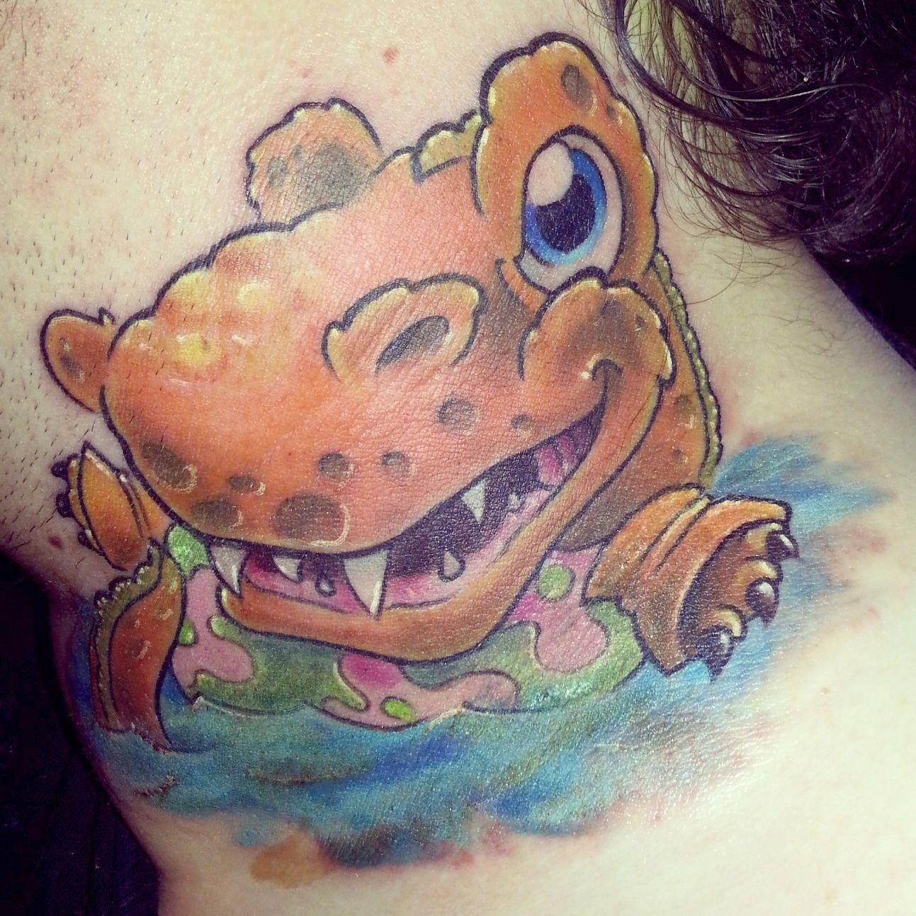 Orlando tattoo artist russell orlando tattoo tattoo