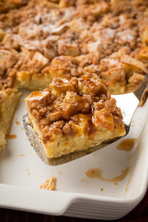 French Toast Casserole Overnight French Toast casseroleOvernight French Toast casserole