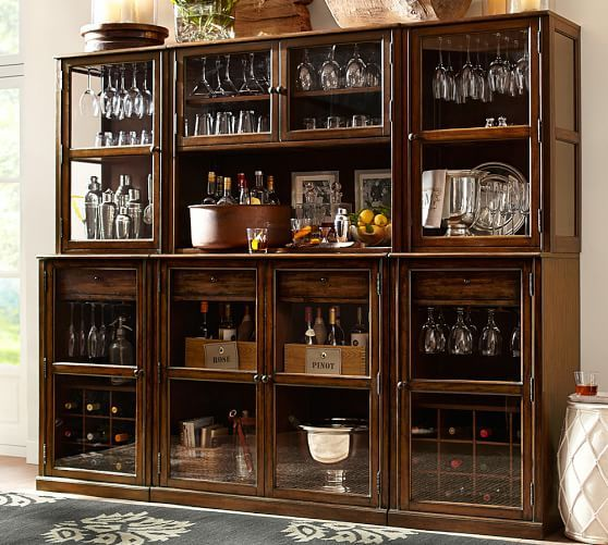 Saxton Entertaining Bar Suite Modular Cabinets Home Bar Designs Bar Furniture