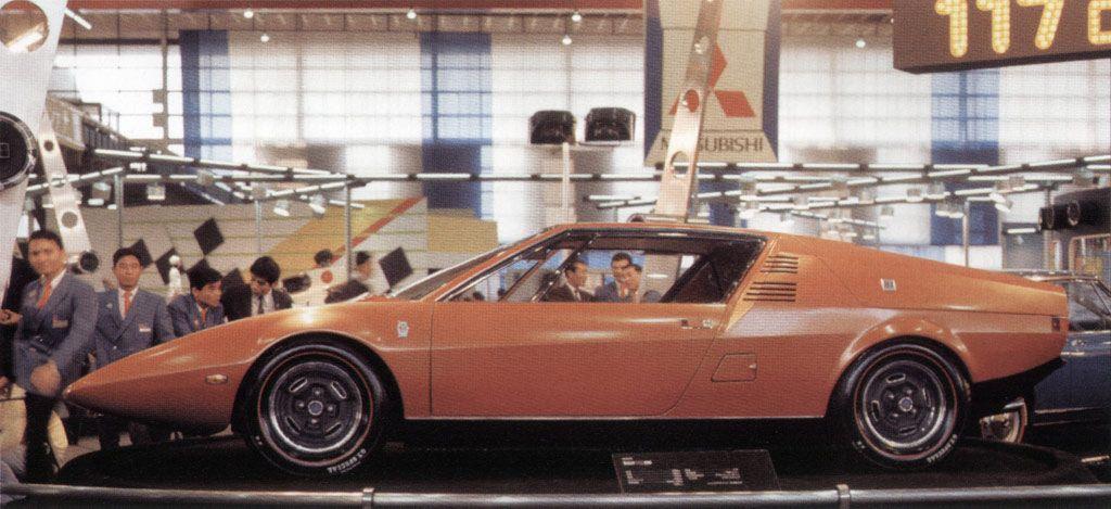 1970 Isuzu Bellett MX1600- really this is an Izuzu get out of town