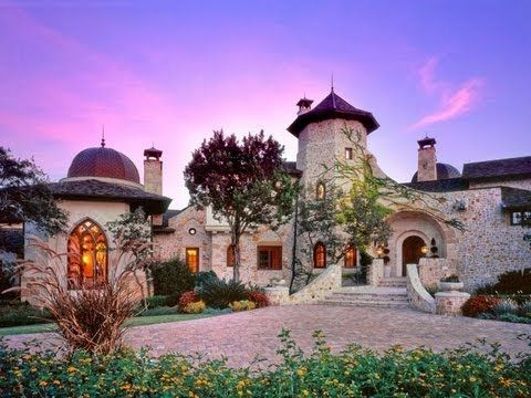 """Presented by Capital City Sotheby's International Realty    For more information go to http://ow.ly/fQiFV    Designed by renowned architect David Shiflet and brought to life by the unequivocal builder Gary Reissig, """"The Castle in the Woods"""", exudes splendor and prestige. The luxurious 18,000 square foot, 7 bedroom estate spans 5 premium lots in stat..."""