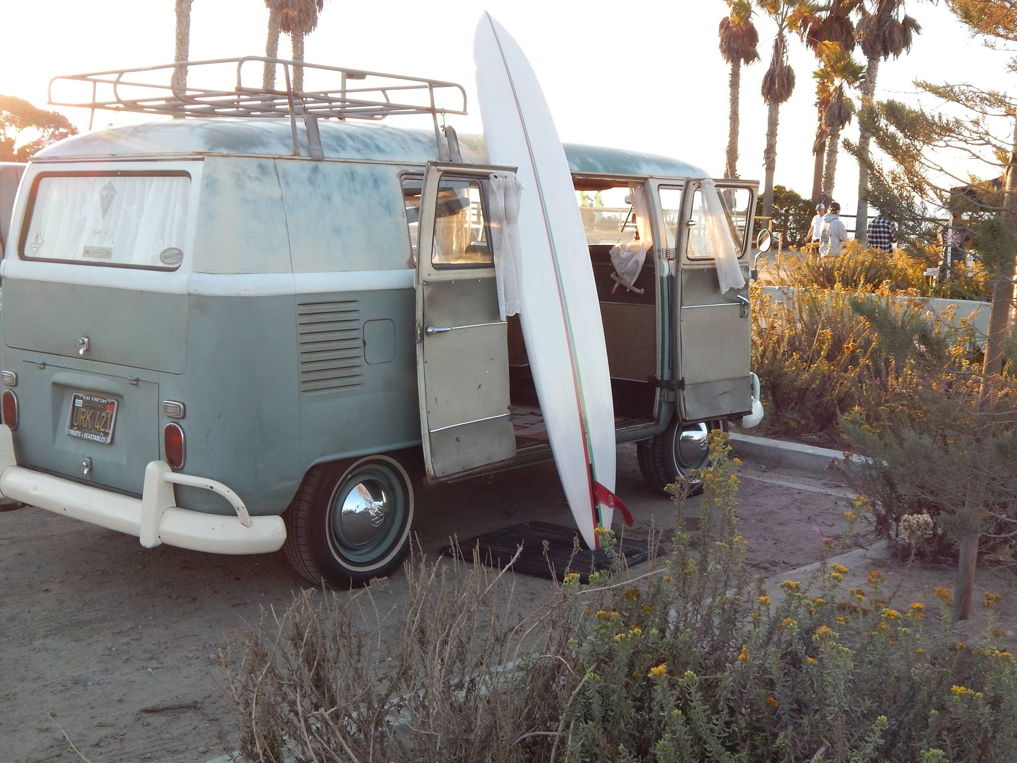 I was at the beach the other day with my Nellie, and an older gentleman stopped to chat. He described a Doormobile he owned back in the Sixties. So cool! I love to here stories people stop and tell me about their VWs! ♠ pinned by http://www.waterfront-properties.com/