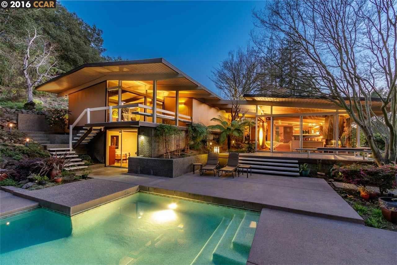 A mid-century wonder! 15 Via Magnalena, Lafayette, CA 94549 | Lafayette, CA Real Estate | Lafayette, CA Home for Sale