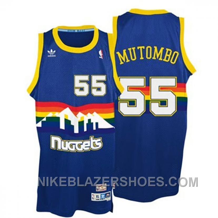 uk availability 617a4 88330 Pin by Jackie Jensen on others | Denver nuggets, Dikembe ...