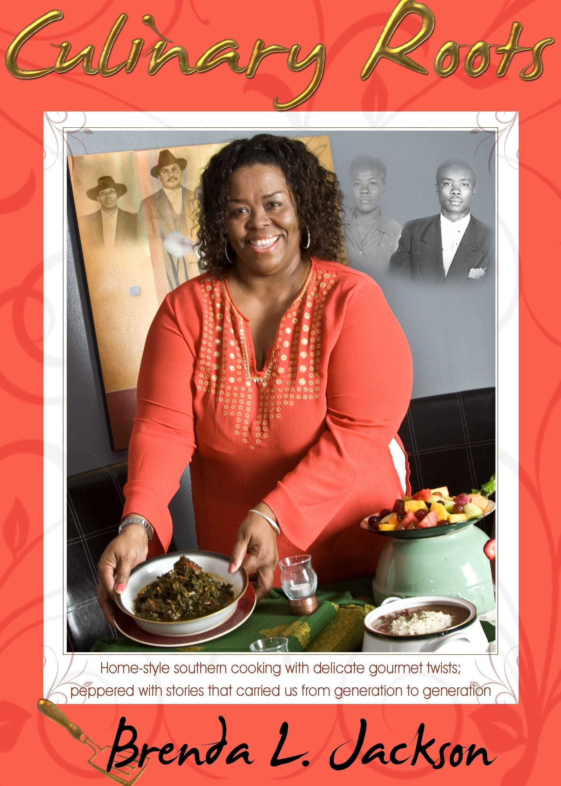 Delightfully delicious twists on southern dishes soul