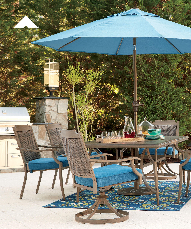 partanna outdoor dining set