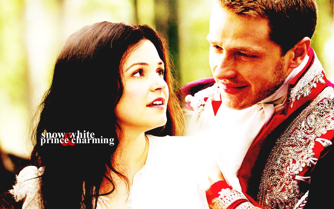 Snow White Charming Wallpaper Once Upon A Time Snow