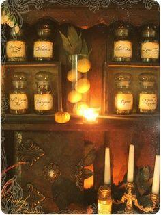 practical magic house decor