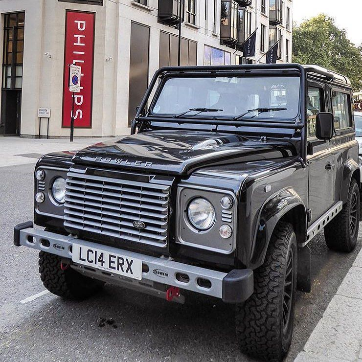 Bowler Defender #LandRoversofLondon #LandRover #LandRoverDefender #Defender #Bowler #defender90 #rangerover #discovery #landy #offroad #bespoke #chelseatractor #4x4 #London #England  @carbrochure by landroversoflondon Bowler Defender #LandRoversofLondon #LandRover #LandRoverDefender #Defender #Bowler #defender90 #rangerover #discovery #landy #offroad #bespoke #chelseatractor #4x4 #London #England  @carbrochure