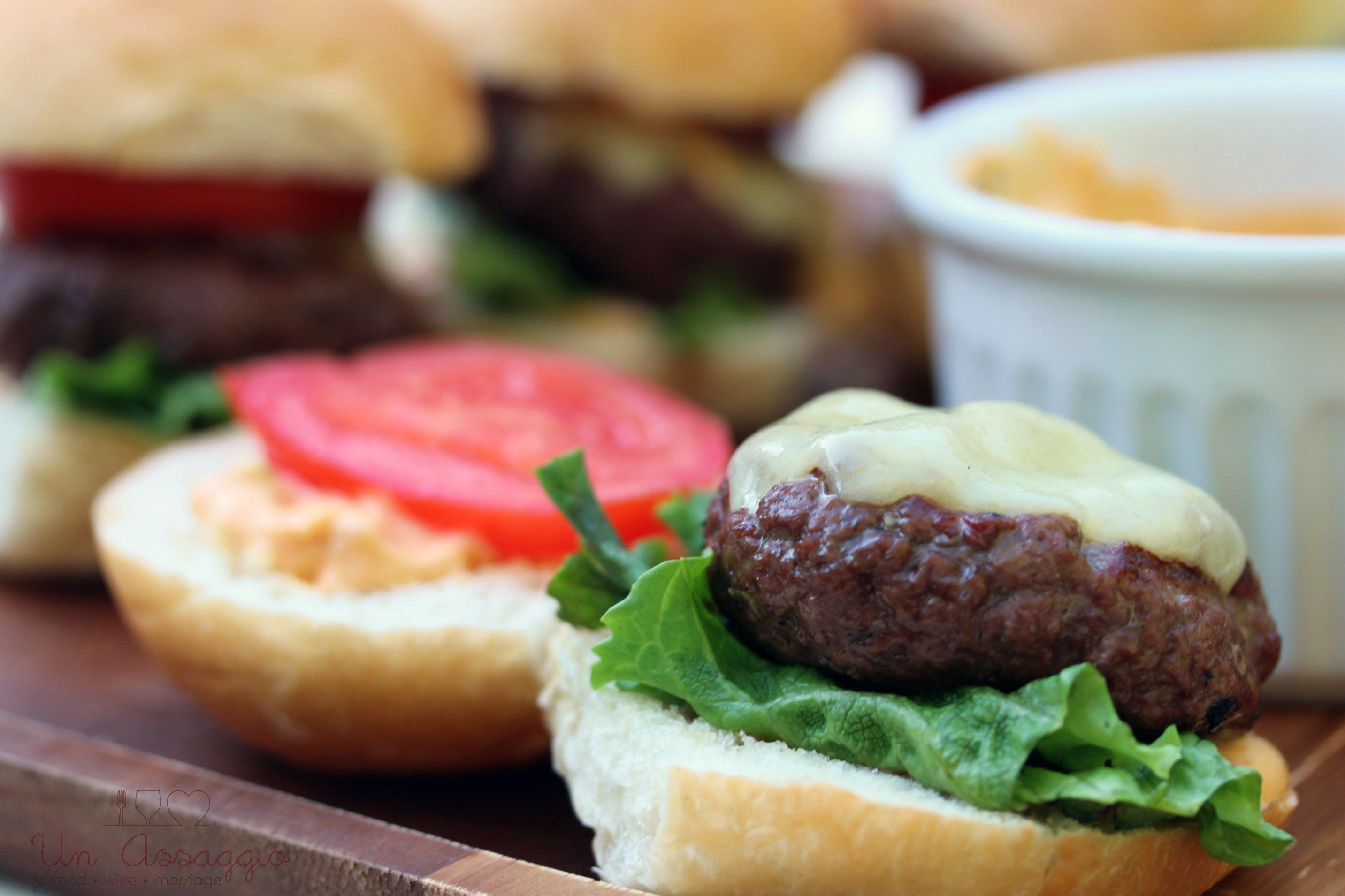 bison sliders recipe sauces suppers and sliders