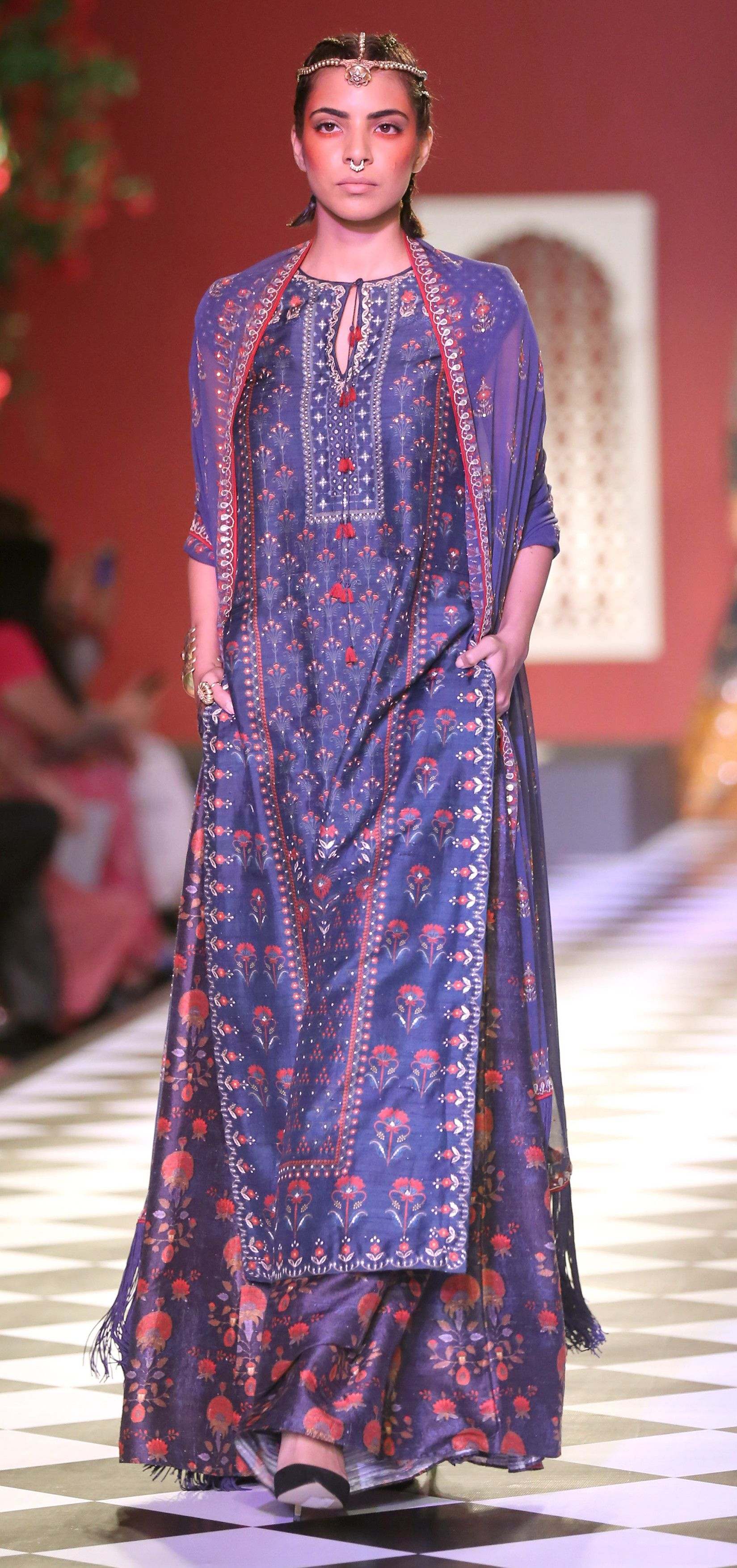 Anita Dongre\'s Rainbow Boho Wedding Collection {India Couture Week ...