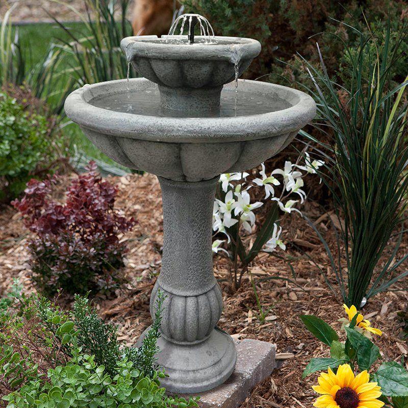 e9c4a2bb6a697ca6e6bb815e4f4767f0 - Smart Solar Gardens 2 Tier Solar On Demand Fountain