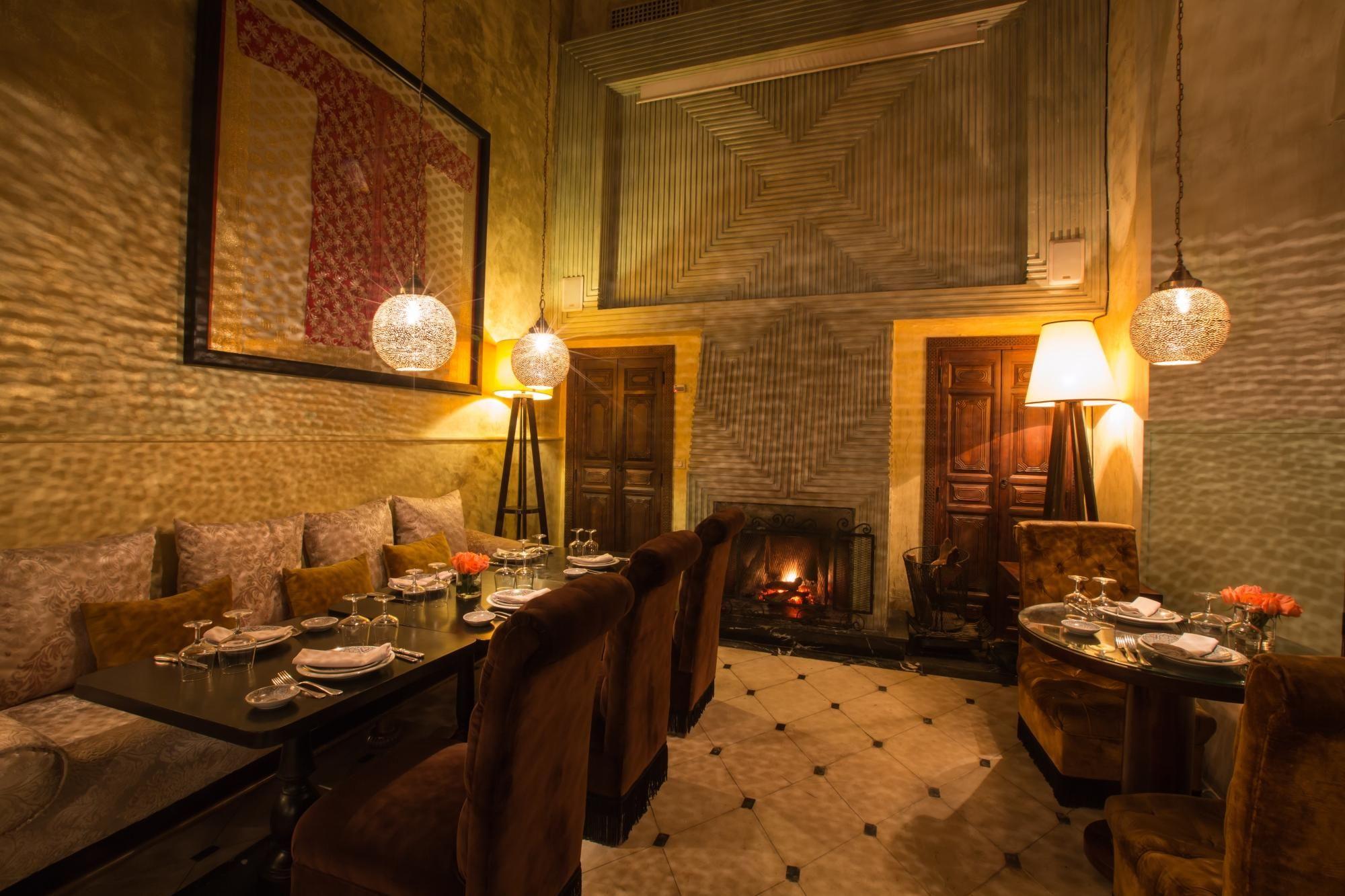 Restaurant Marocain Lotus Privilège, Marrakech
