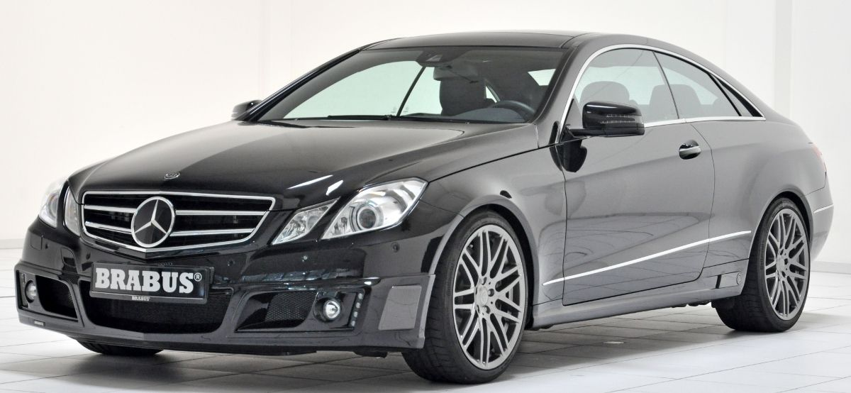 Modified Mercedes Benz E Class 2 Door Coupe 9th Generation W212