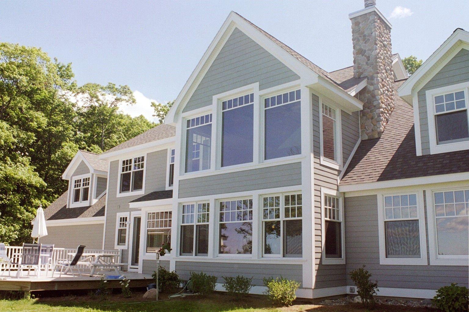 Leland Lake Michigan Mac Custom Homes Custom Homes Dream Design Home