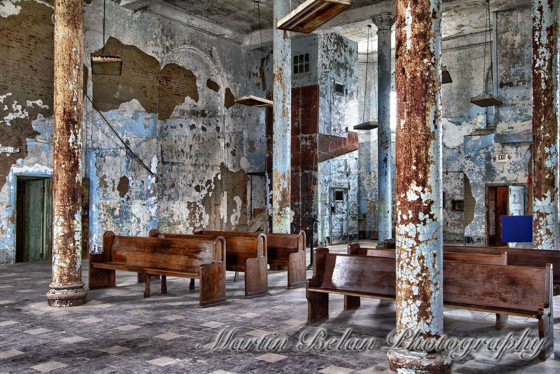 mansfield reformatory - chapel | abandoned homes/buildings