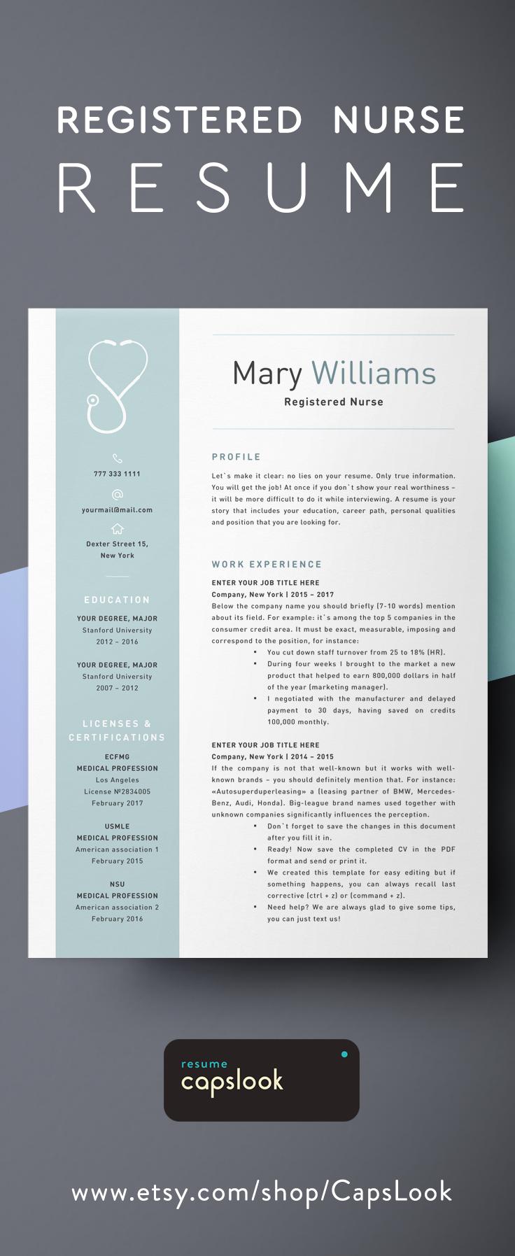 A La Recherche D Un Cv Pour Infirmiere Efficace Nous Vous Proposons Une Version Simple Efficace Et Vis Registered Nurse Resume Resume Skills Resume Examples