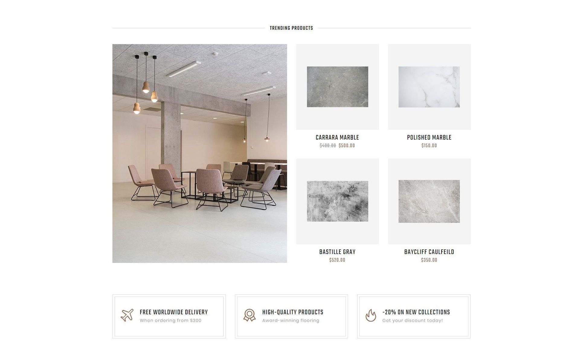 Perquetry Elegant Flooring Company Multipage Html Website
