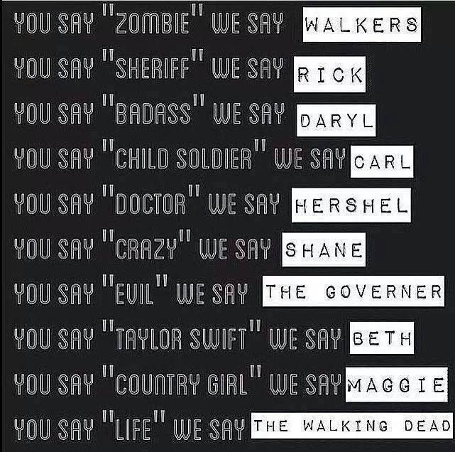 But don't forget....you say the biggest and best bad ass we say MICHONNE