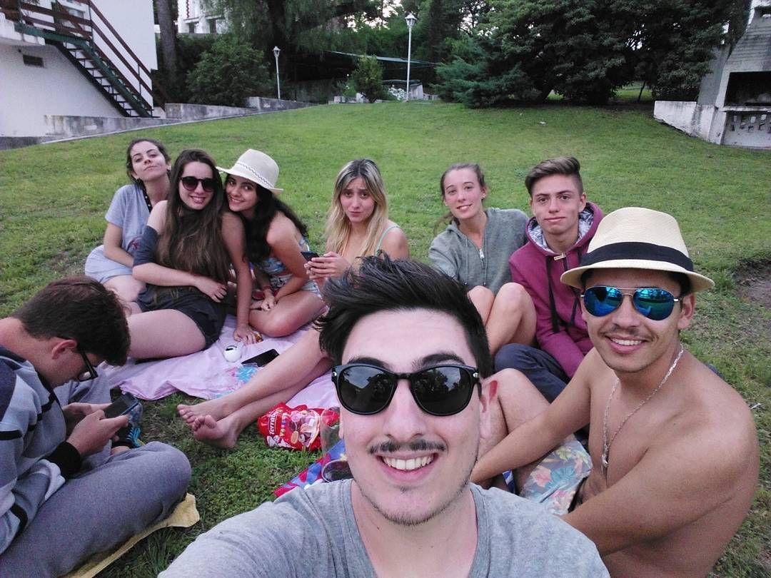 Acá con esta gente linda disfrutando las minivacaciones #amigos #vacation #getaway