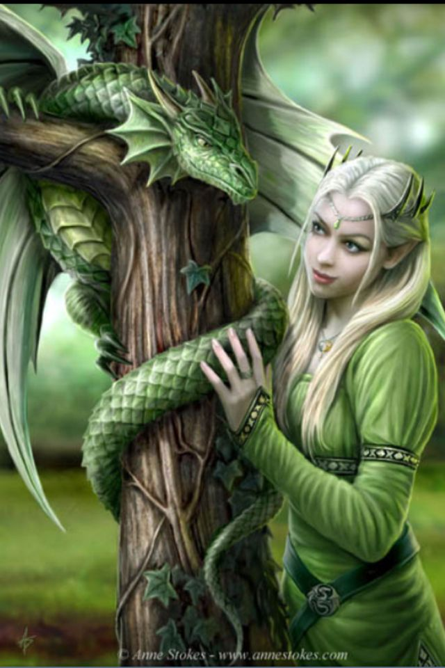 Love this pic green is the best color