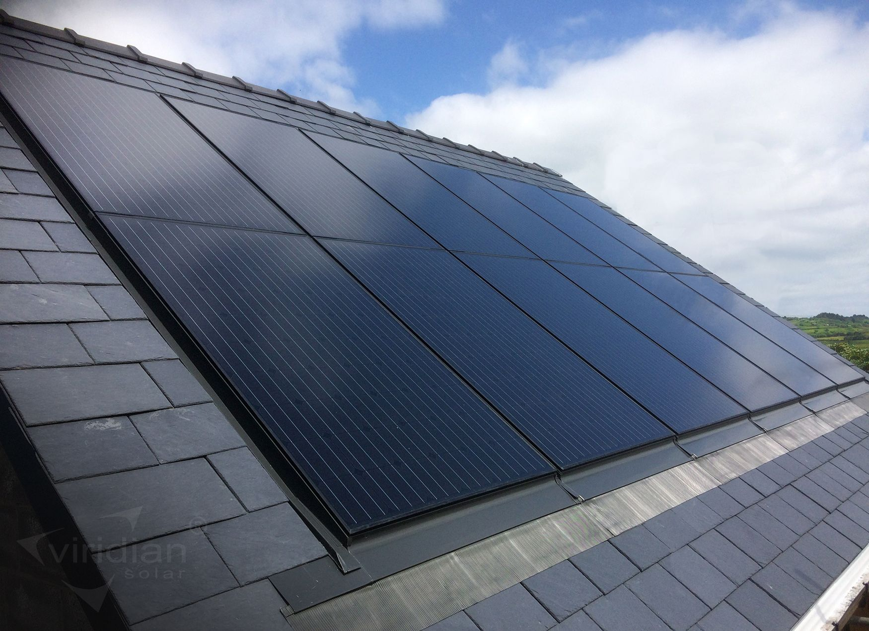 Viridian Solar Gallery Huis