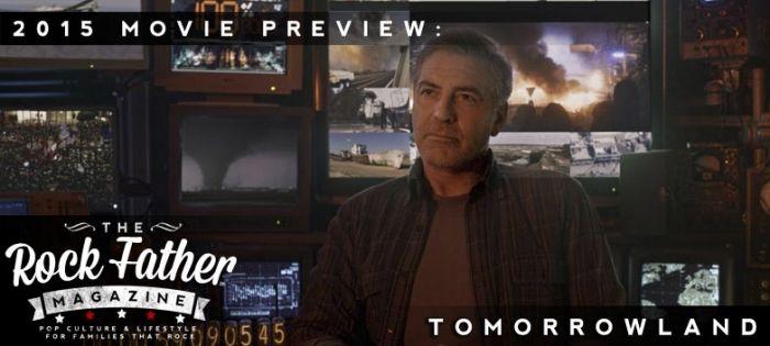 2015 Movie Preview: TOMORROWLAND (Walt Disney Studios)