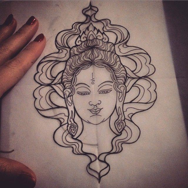 Buddha Drawing Tumblr Google Search Tatuagens
