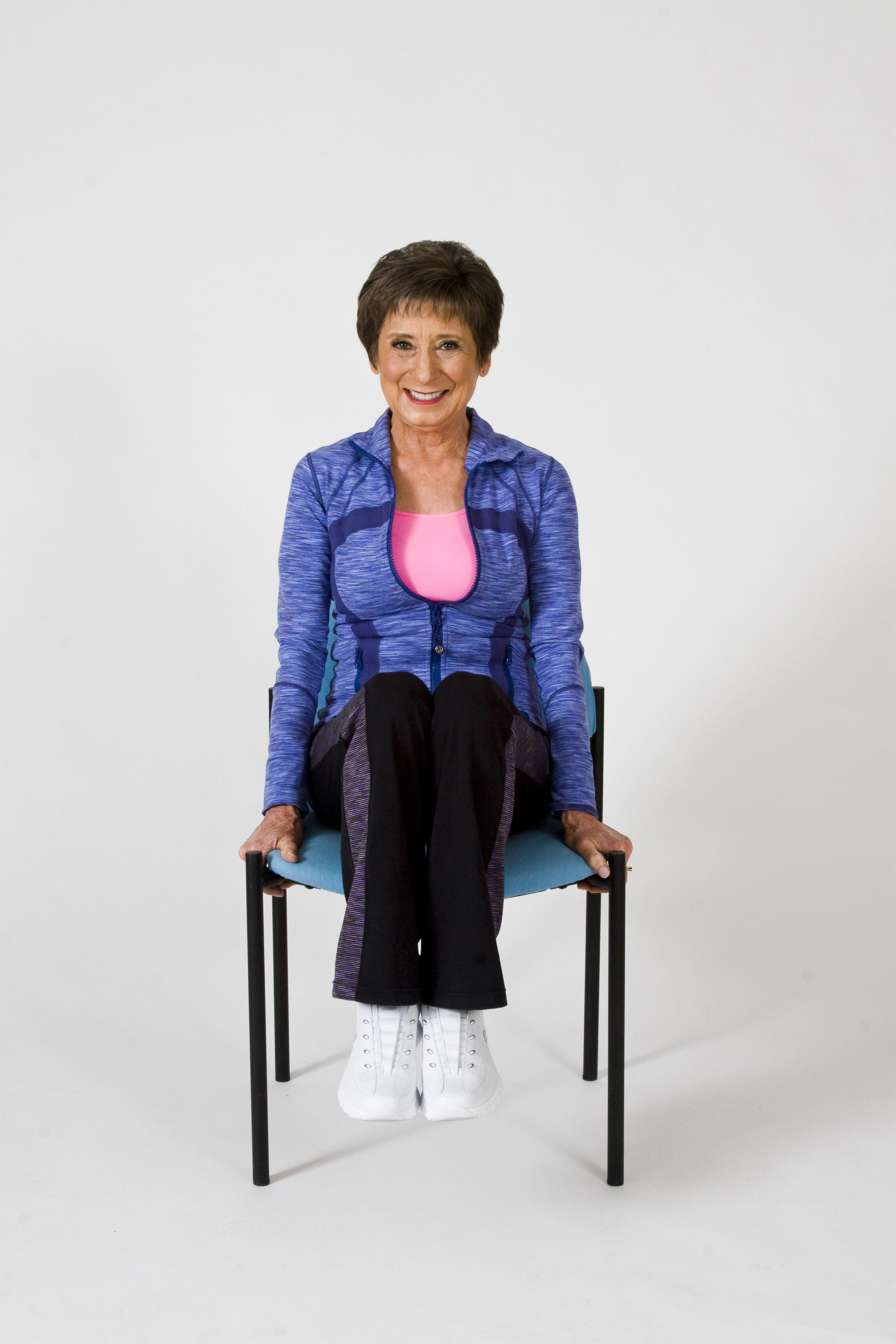 Sample workouts Senior fitness, Exercise, Healthy aging