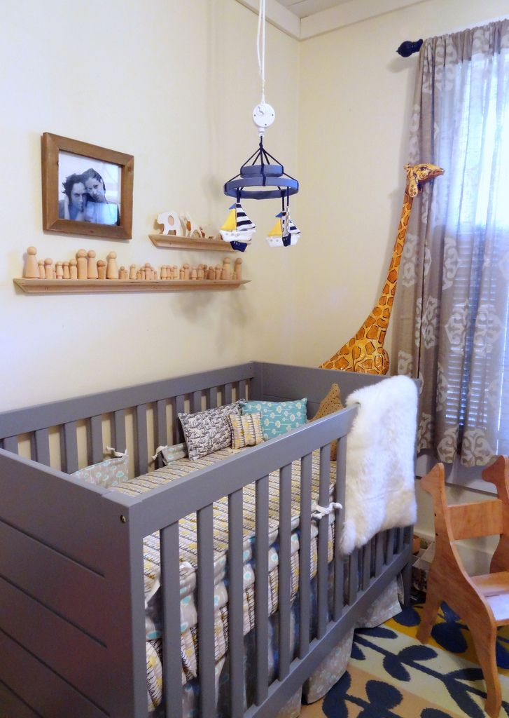 Modern Baby Boy Nursery Inspiration Gender Neutral Ideas