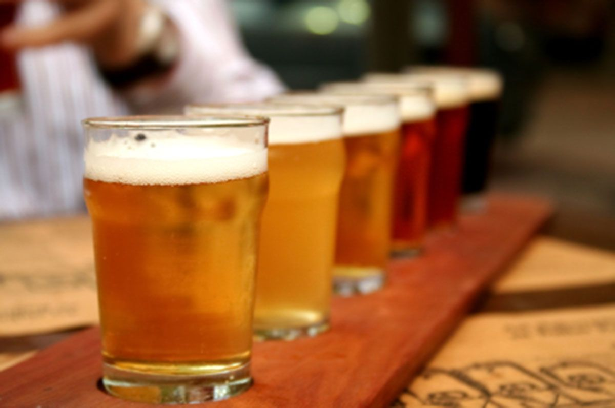 Deep Cove Brewers And Distillers In North Vancouver Craftbeer