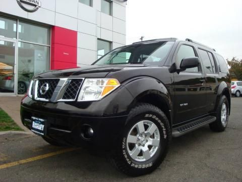 Great Nissan Pathfinder Offroad Pictures | 2006 Nissan Pathfinder SE Off Road 4X4  | Nissan Colors