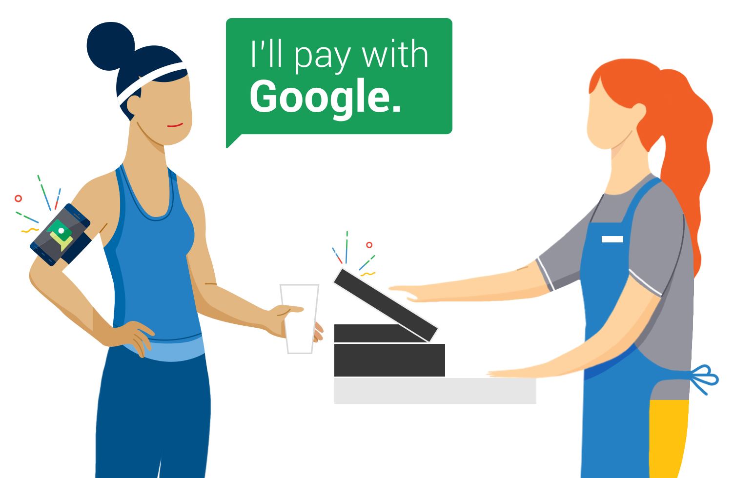 Google launches experimental handsfree payments app
