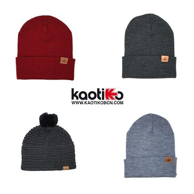 Complementos moda - Kaotiko: Gorros