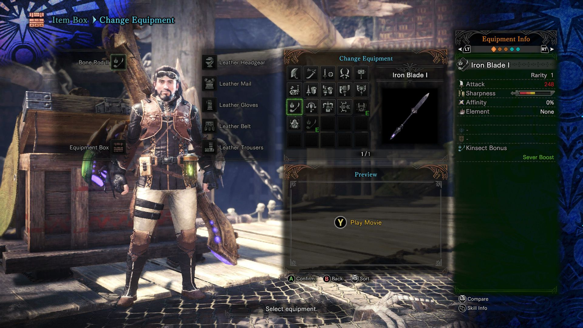 Monster Hunter World Insect Glaive And Kinsects Monster Hunter