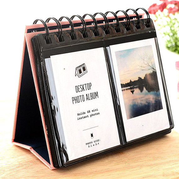 photo album fujifilm instax mini film holder display stand pink polaroid pinterest baby. Black Bedroom Furniture Sets. Home Design Ideas