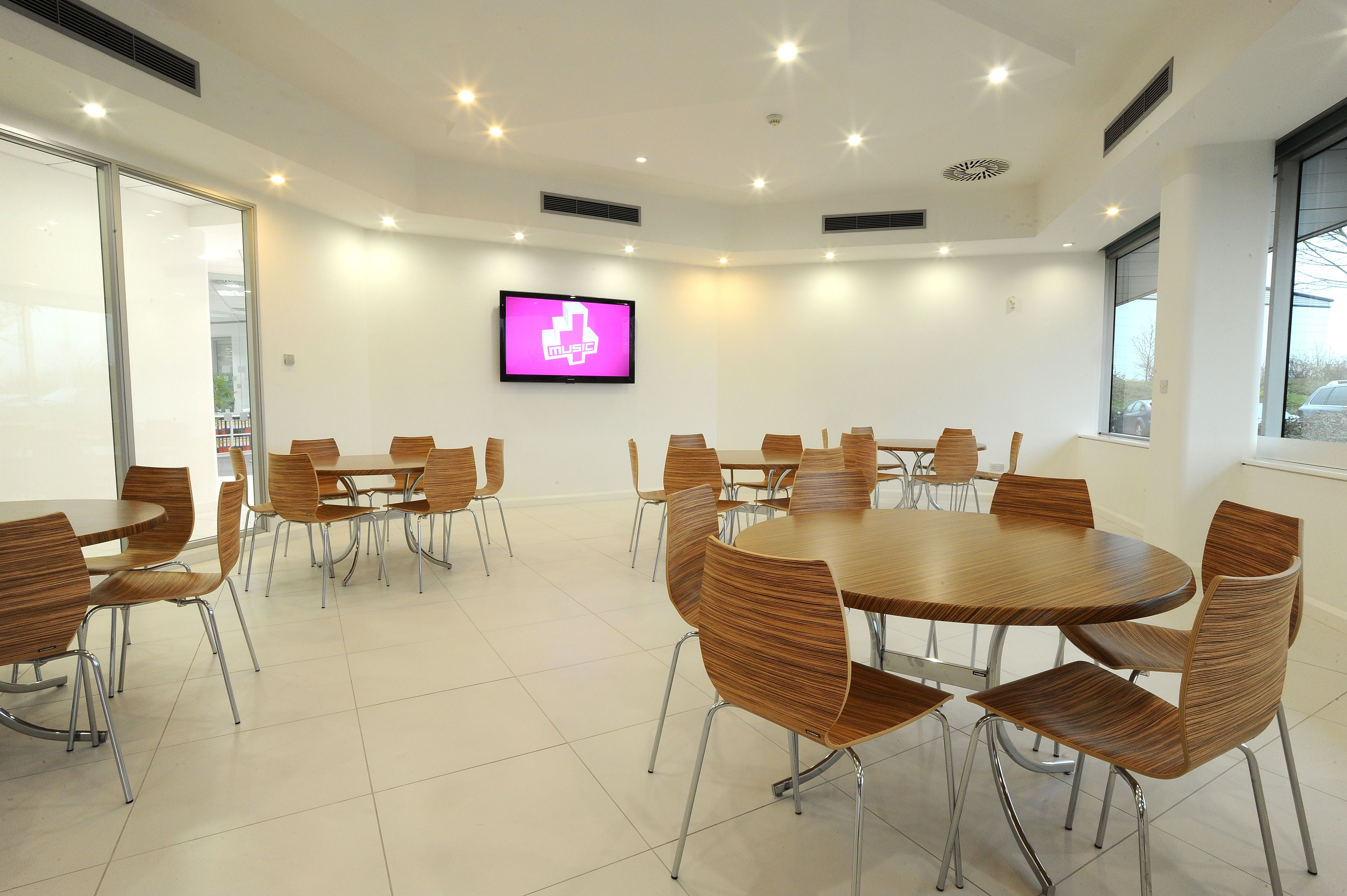 Beau Canteen Lighting Display We Installed For C J Haughey. If You Have A  Project That Requires
