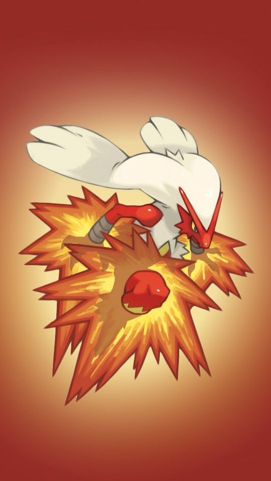 Blaziken Wallpaper Hoenn Region Pokemon Pictures Nintendo