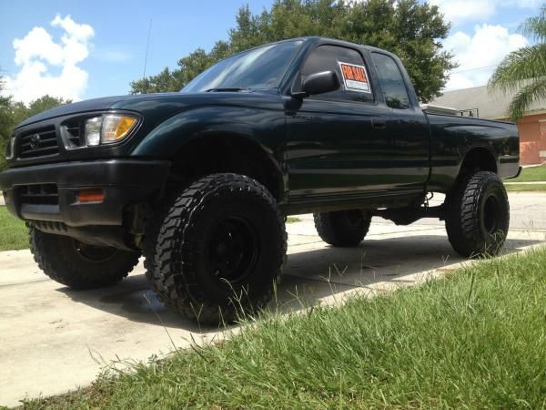 1997 Toyota Tacoma 4x4 Offroad Pickup Truck For Sale In Louisiana Toyota Tacoma 4x4 Toyota Tacoma 1997 Toyota Tacoma
