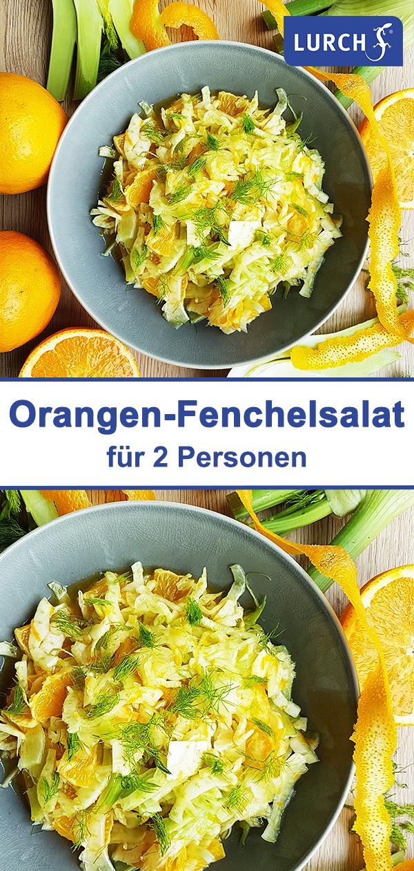 Orangen-Fenchelsalat