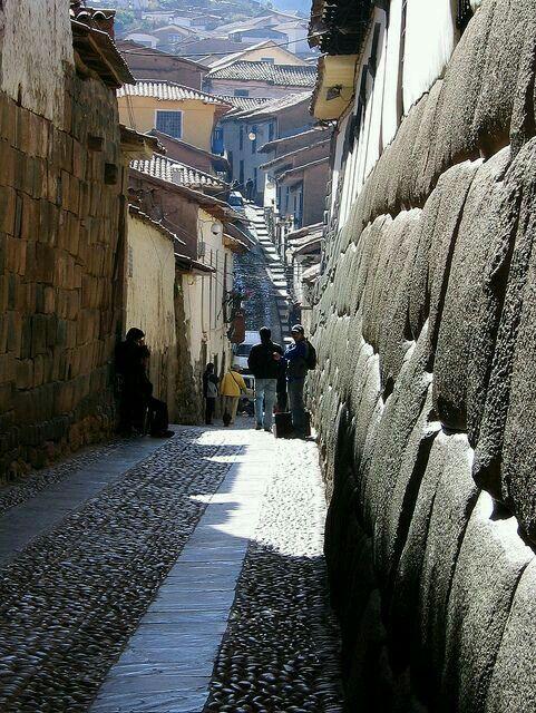 Cuzco, Perú - San Blas