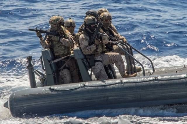 La Armada española reforzará su Unidad de Operaciones