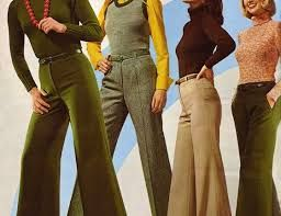 comprar baratas revisa seleccione para mejor Moda de los años 70 pantalones acampanados   Moda femenina ...